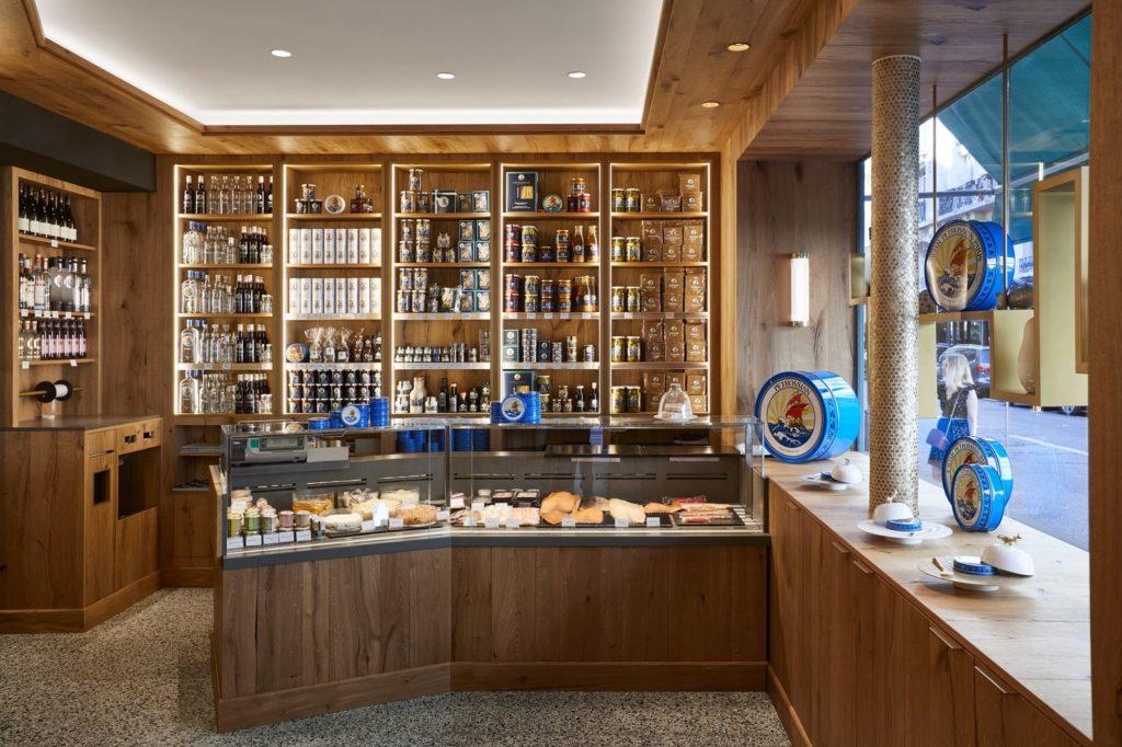 PETROSSIAN – Boutique de luxe