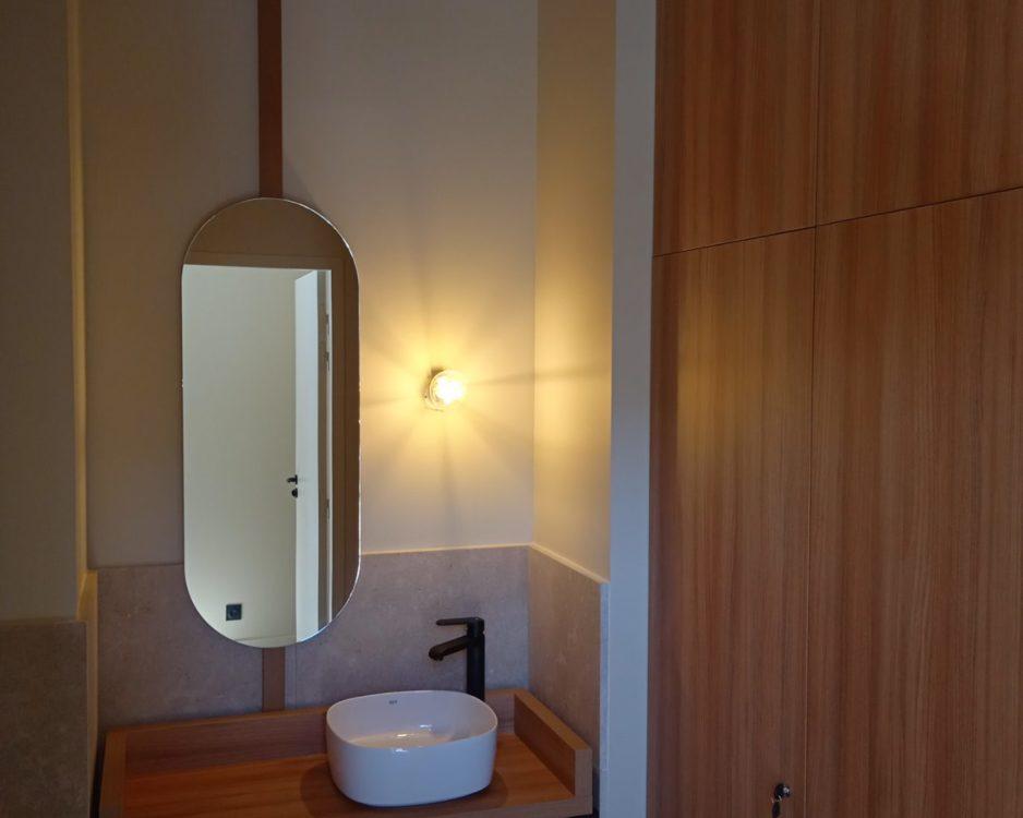 Vasque avec miroir Néoden